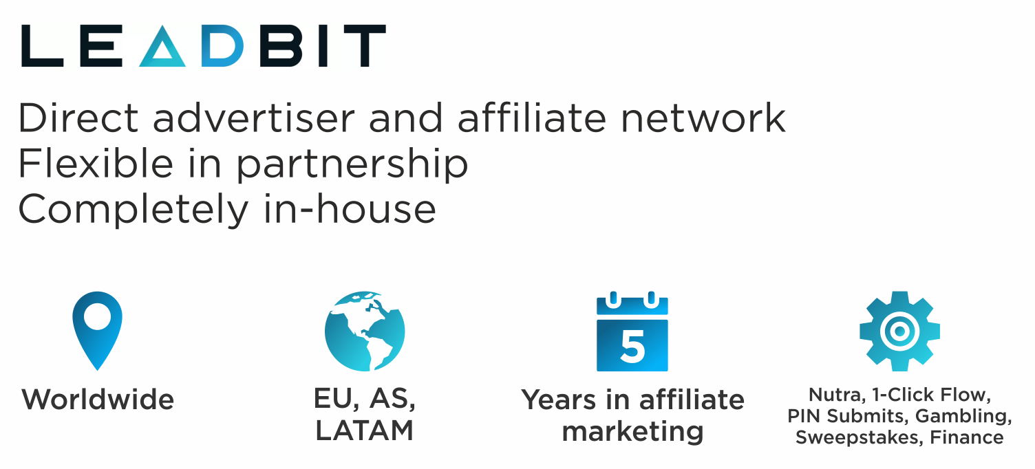 """Launching affiliate network is easier than it looks at first glance,"" - Leadbit about their success story"