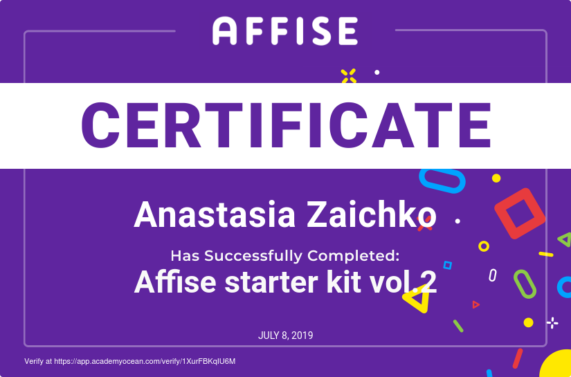 Affise Academy Vol.2: Become Affiliate Soldier