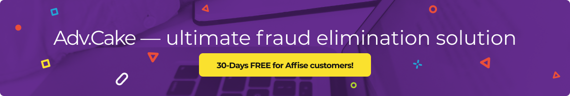Affise and Adv.Cake Team Up Against eCommerce Ad Fraud