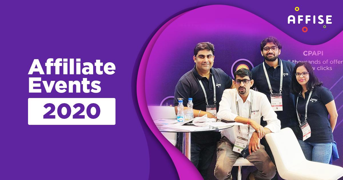 Top Affiliate Marketing Conferences & Events 2020