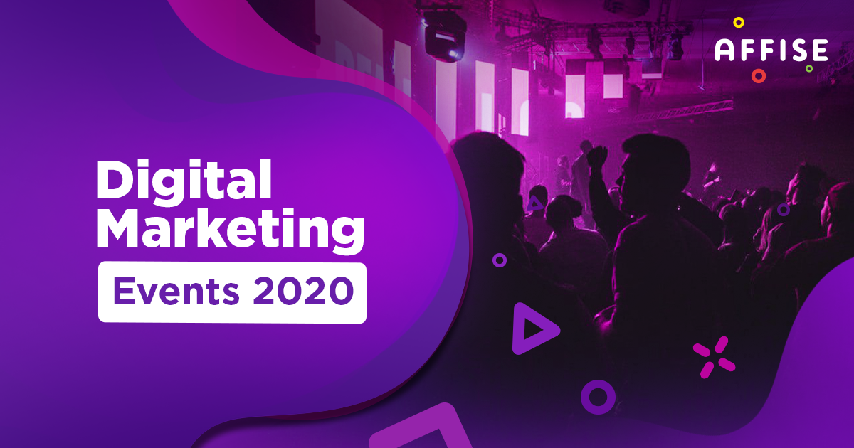 Top Digital Marketing Conferences & Events in 2020