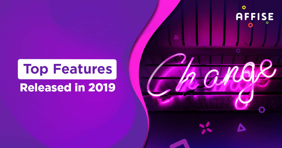 It's Raining Features: Top 10 Releases and Updates 2019