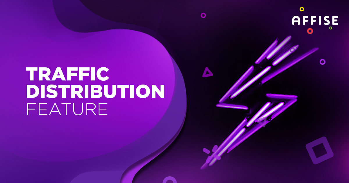 Traffic Distribution Feature to Manage and Split Traffic