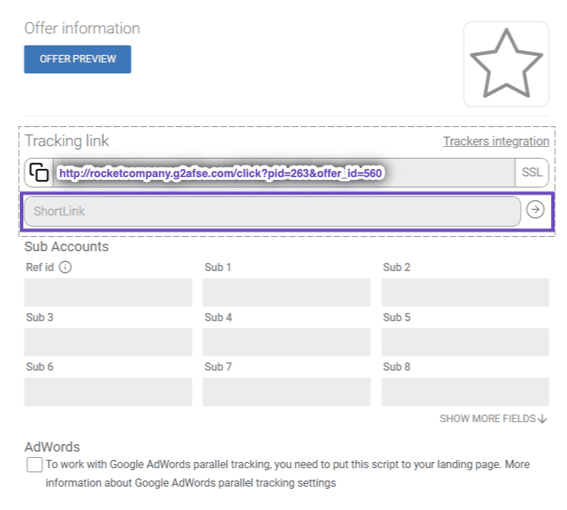 Affise ShortLink Feature: a New Way to Improve your User Experience